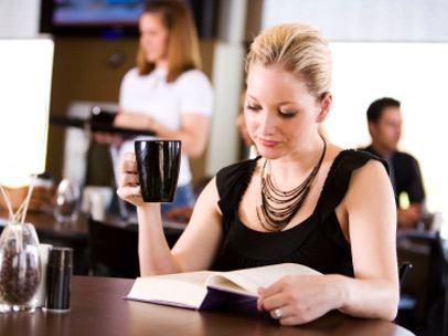 cafe e estudo