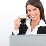 Saiba como o café pode ajudar seu desempenho no trabalho!
