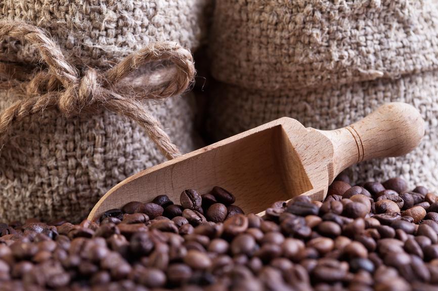 Armazenamento de Café