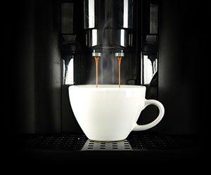 A história da cafeteira