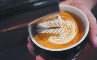 Que tal provar um café interativo?