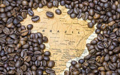 As características do café pelo Brasil afora
