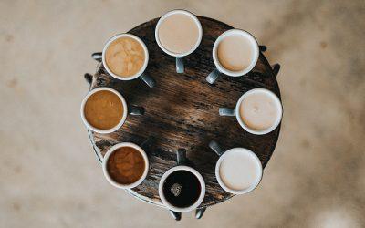 CULTURA DO CAFÉ PELO MUNDO