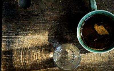 Café e Água, dueto de sucesso!