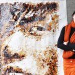 Arte com café: pinturas que vão te impressionar