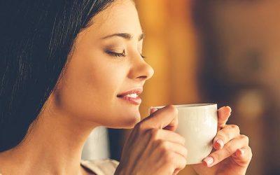 Café: a sedução em perfume para você, mulher.
